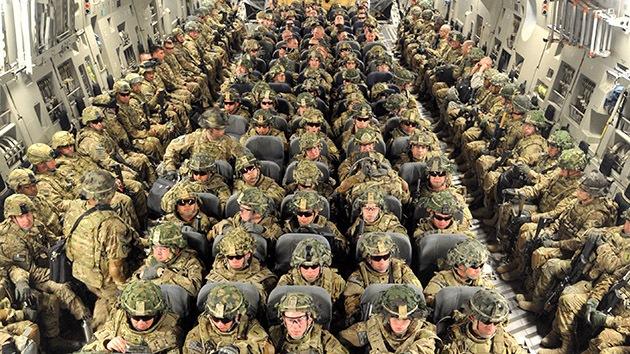 Medios de EE.UU. afirman que Obama anunciará el repliegue de 34.000 efectivos de Afganistán