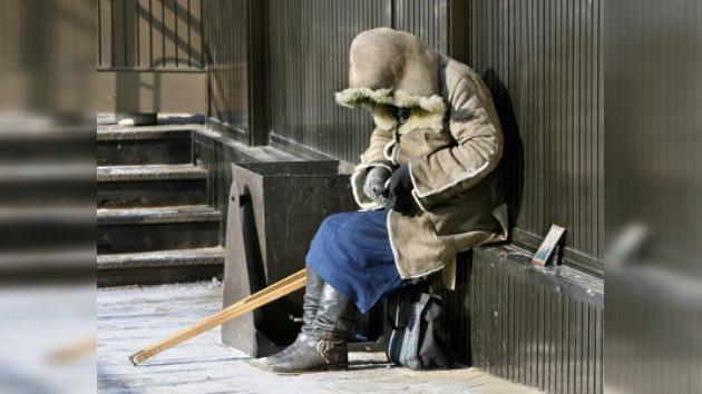 Rusia tiene cada vez menos población bajo el umbral de la pobreza