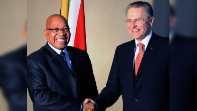 Sudáfrica presentará su candidatura a los Juegos Olímpicos del 2020 o 2024