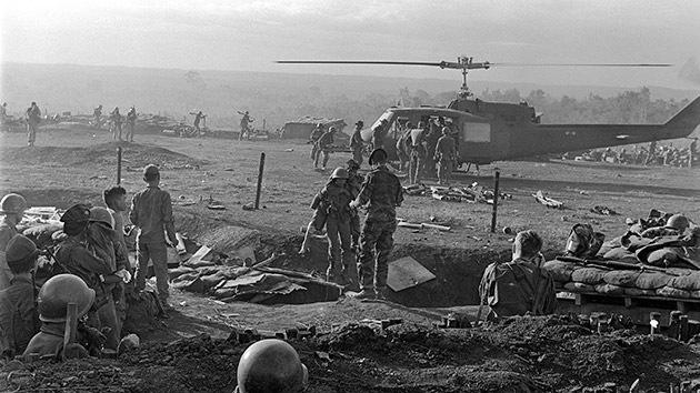 Cómo el Pentágono intenta reescribir la historia de la Guerra de Vietnam