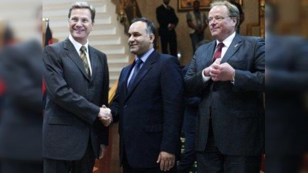 Alemania reconoce la legitimidad del poder de los rebeldes libios