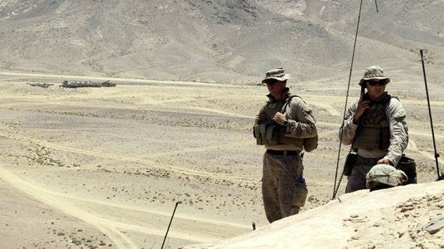 EE.UU. envía a solados a la frontera entre Egipto e Israel