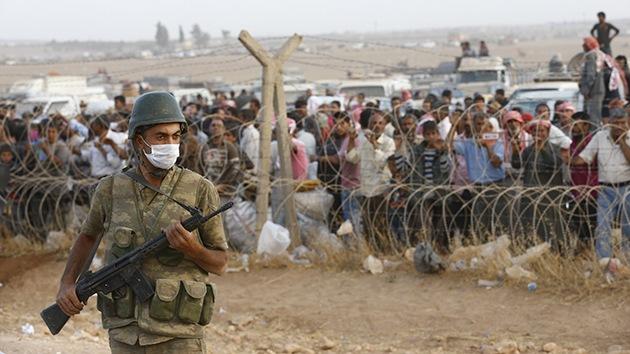 Yihadistas del Estado Islámico planean llegar a Europa disfrazados de refugiados