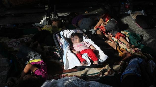 Video: Impactante funeral de niños en Gaza