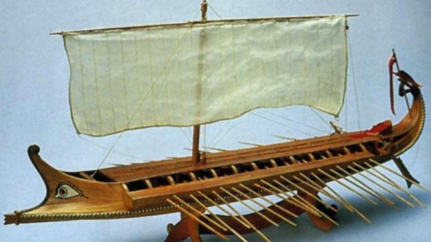 Completan el 'rompecabezas' de un antiguo barco de guerra griego en el sur de Rusia