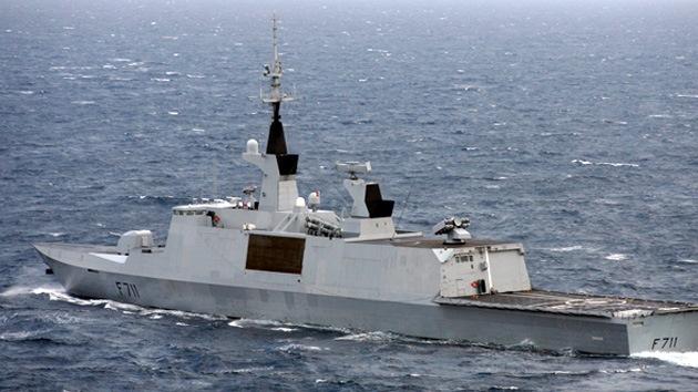 Dos buques de inteligencia de la OTAN espían a la Flota del Mar Negro rusa