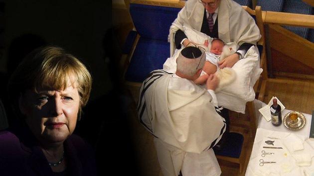 Alemania, entre el mazo y el bisturí: Merkel condena el veto judicial a la circuncisión