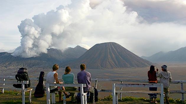 Las erupciones volcánicas desaceleran el calentamiento global