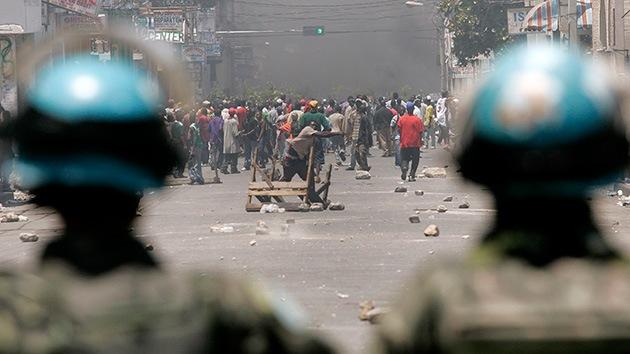La ONU autoriza el envío de tropas a la República Centroafricana
