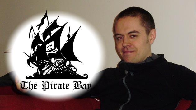 Cofundador de The Pirate Bay llama al cierre del portal