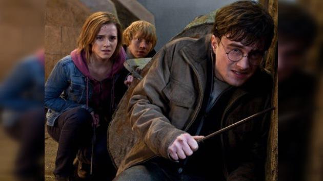 El último estreno de Harry Potter, primero en las pantallas rusas