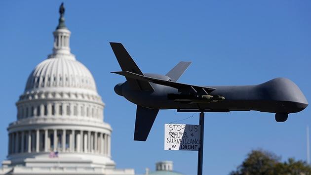 El Gobierno de Obama dará una justificación de los ataques con drones a sus ciudadanos