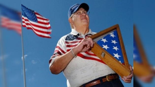 Falleció el autor de la actual bandera estadounidense