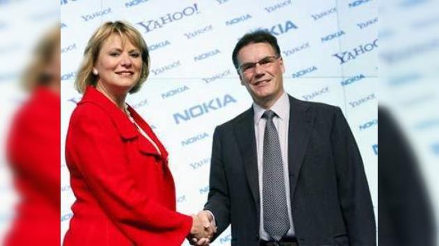 Yahoo! y Nokia se alían