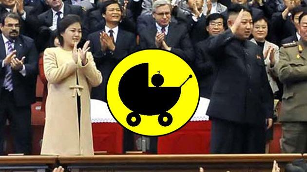La primera dama de Corea del Norte está embarazada