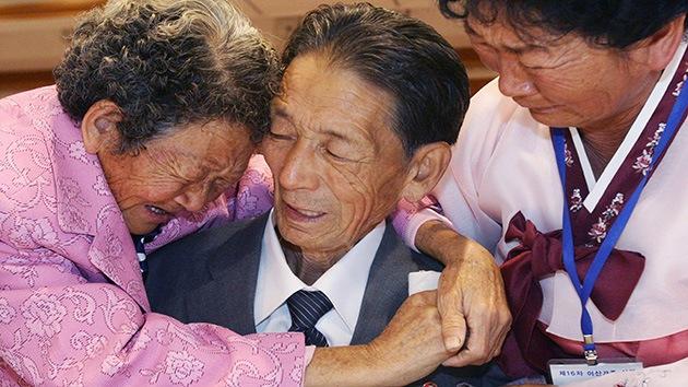 Las dos Coreas entreabren la última puerta del reencuentro para los más ancianos