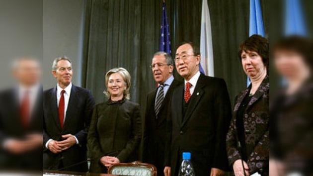 Israel y la Autoridad Palestina aceptan intermediación internacional