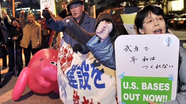 Violencia sexual de militares de EE.UU.: 'el pan de cada día' en Japón