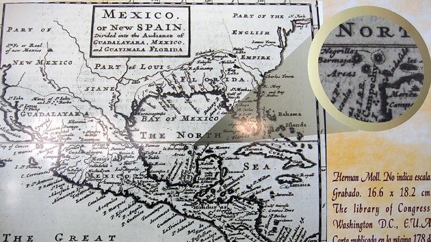 El misterio de la isla fantasma en una zona petrolera del golfo de México
