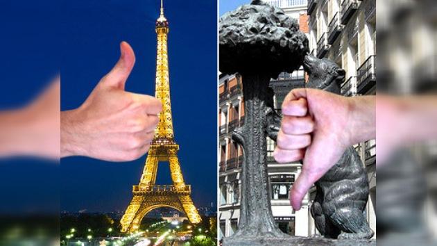 Francia considerado el mejor país para vivir; Madrid, muy lejos del cielo