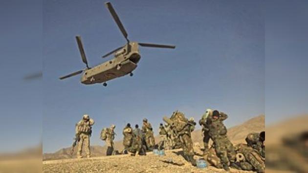 La coalición extranjera critica los métodos de EE.UU. en Afganistán
