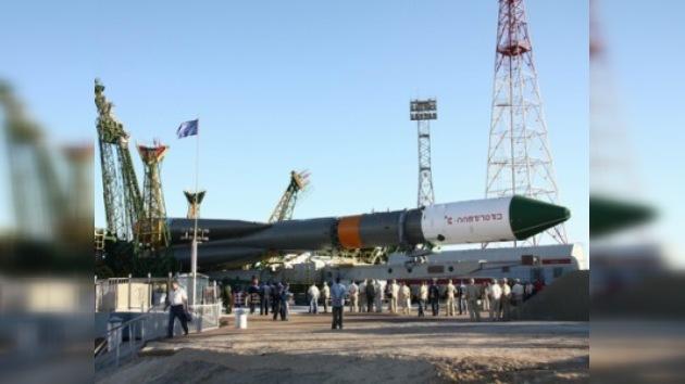 El carguero espacial Progress М-07М va rumbo a la EEI