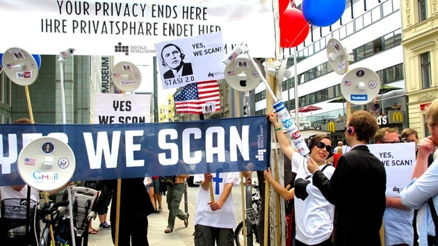 """""""El carácter abierto del Gobierno de EE.UU. es un mito creado por su propaganda"""""""