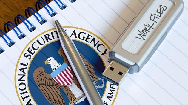 """""""Uno debe saber mentir para trabajar en la NSA"""""""