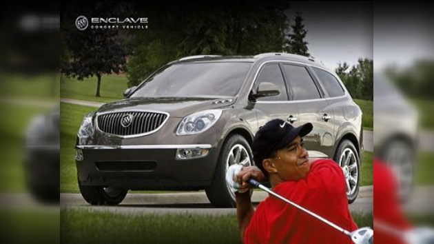 General Motors pone fin a su acuerdo con Tiger Woods