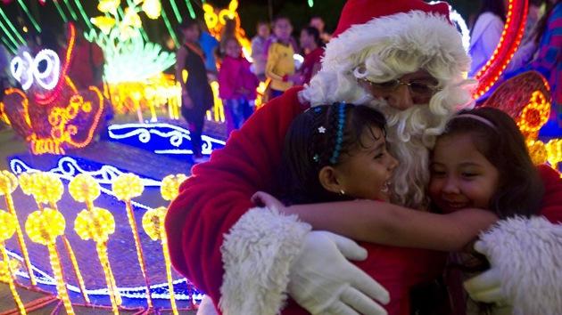 A la cárcel por revelar a los niños que Santa Claus no existe