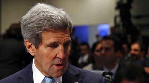 """Kerry: """"EE.UU. y sus aliados no quieren una confrontación con Rusia"""""""