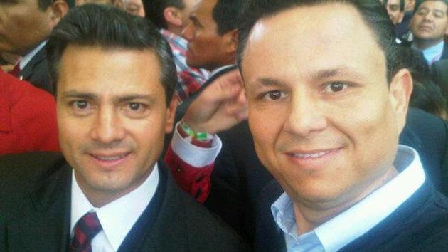 Escándalo en México: publican fotos de Enrique Peña Nieto con un presunto narcotraficante