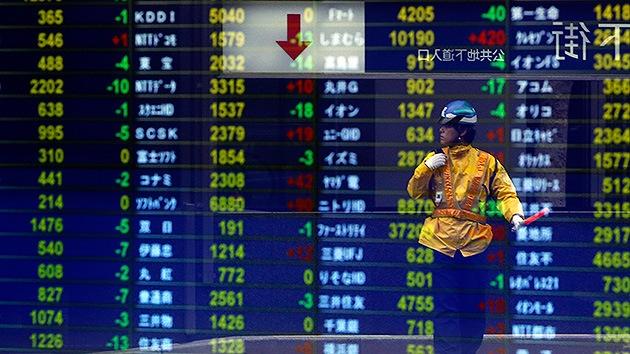 La economía mundial puede estar al borde de una nueva Gran Depresión