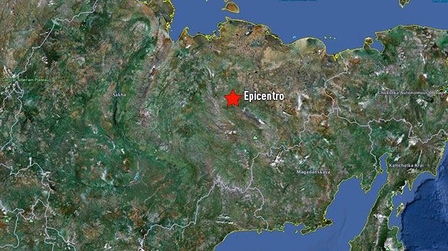 Un terremoto de una magnitud de 6,9 grados sacude Siberia
