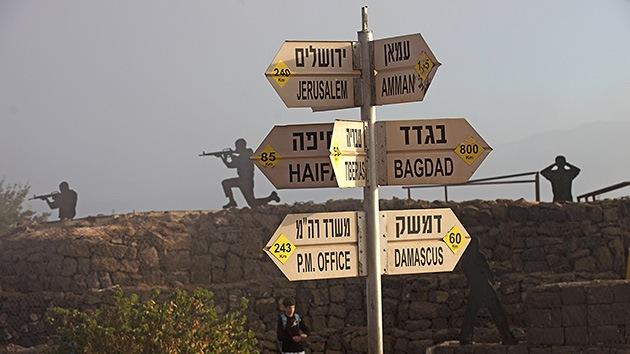 Israel refuerza su frontera ante amenaza extremista desde Siria