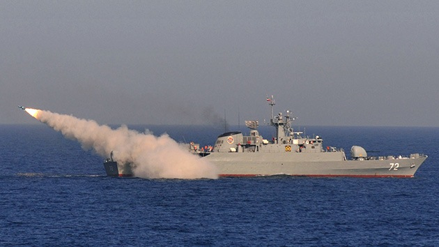 En un futuro próximo Irán navegará en el Océano Atlántico