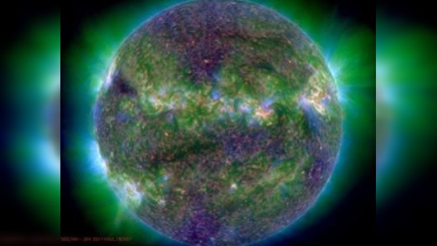 Un Sol jamás visto por los humanos