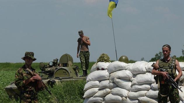 EE.UU. ayudará al Ejército ucraniano con 33 millones de dólares