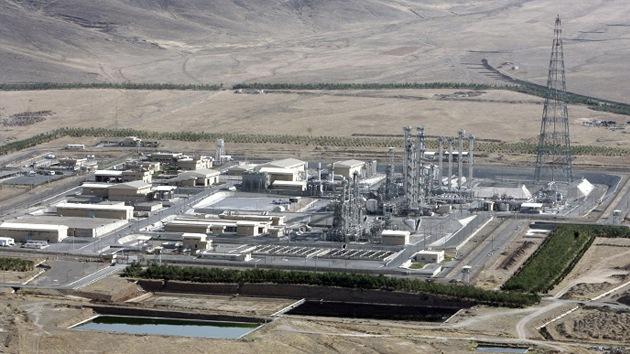 """La disputa por el reactor de la planta iraní de agua pesada de Arak está """"casi resuelta"""""""
