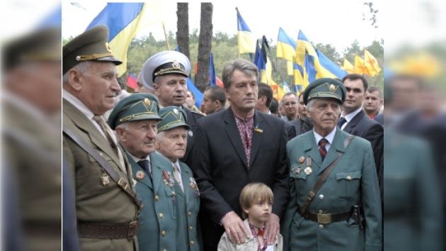 """El Centro Simon Wiesenthal considera fascista al nuevo """"Héroe de Ucrania"""""""