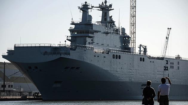 """""""El presupuesto de la OTAN no alcanza para comprar los Mistral previstos para Rusia"""""""
