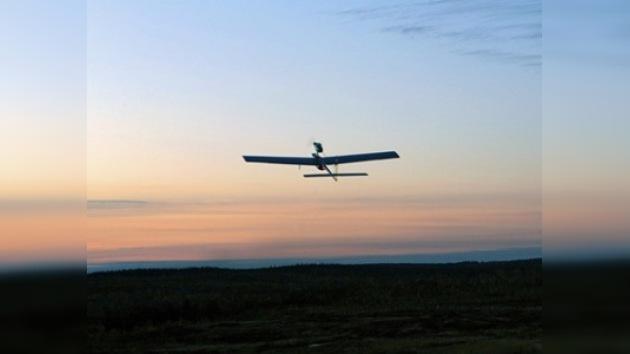 Rusia pretende ser plenamente competitiva en aviones no tripulados en 2013