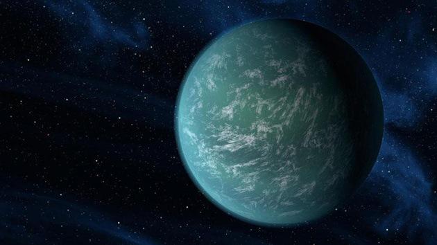 Hallan agua en la atmósfera de un planeta cercano a la Tierra
