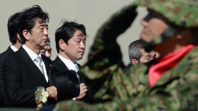 Japón podría cambiar su Constitución para ampliar sus poderes militares