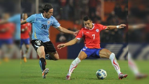 Chile contra Uruguay, una lucha de poder a poder