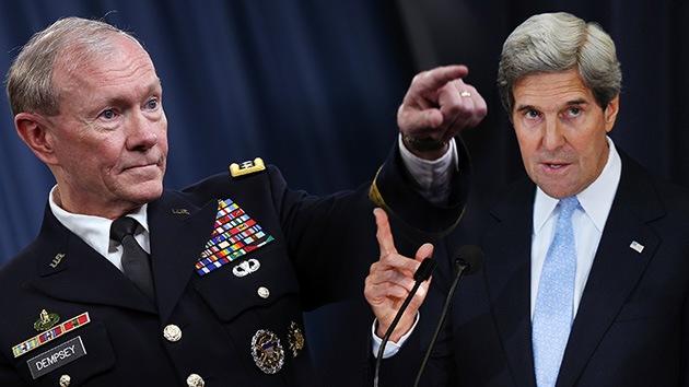 ¿Atacar o no atacar Siria?: El Secretario de EE.UU. a favor, el Pentágono en contra