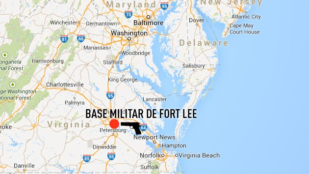 Alertan de la presencia de un tirador activo en una base del Ejército estadounidense