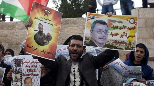 Israel liberará a 104 presos palestinos para iniciar el diálogo