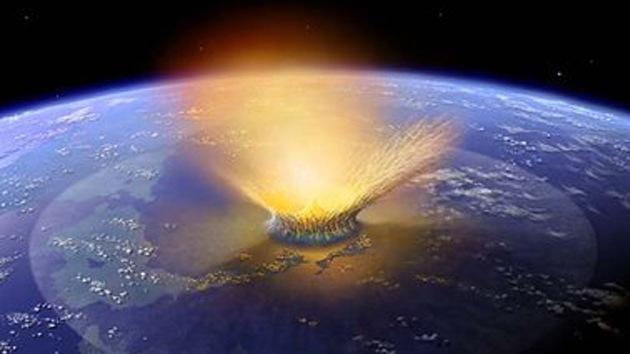 La caída de un asteroide en el océano causaría un tsunami de 500 metros
