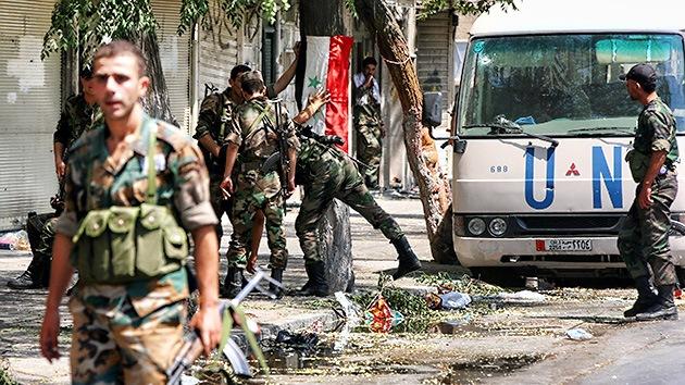 Siria: se intensifican los combates entre los rebeldes y las tropas leales a Al Assad
